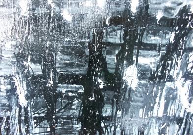 Lukjansky Abstract oil painting
